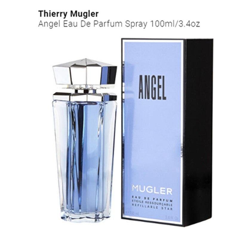 Free Shipping ANGEL Parfum De Mujer for Women Parfume Feminino Natural Mature Female Fragrance Vaporisateur Spray