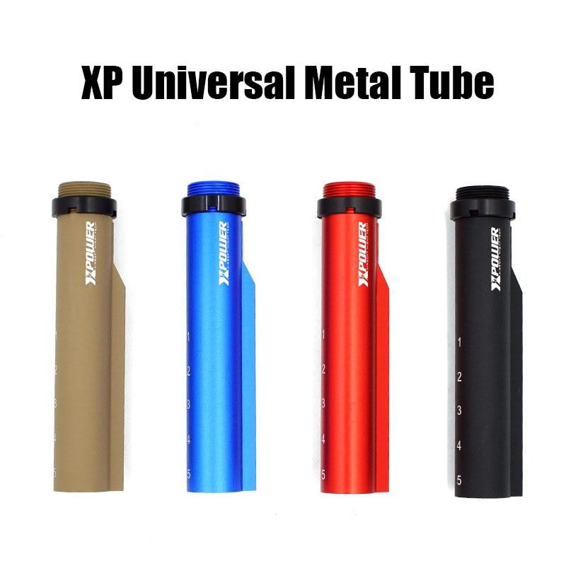 Bomba de agua toma metal XP apoyo universal modificación Jinming 9th generación Kublai golpeó SLR soporte trasero adaptador central