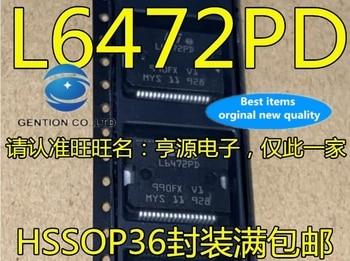 91PCS SSOP L6472PD L6472PDTR stepper motor driver-26 in stock 100% new and original