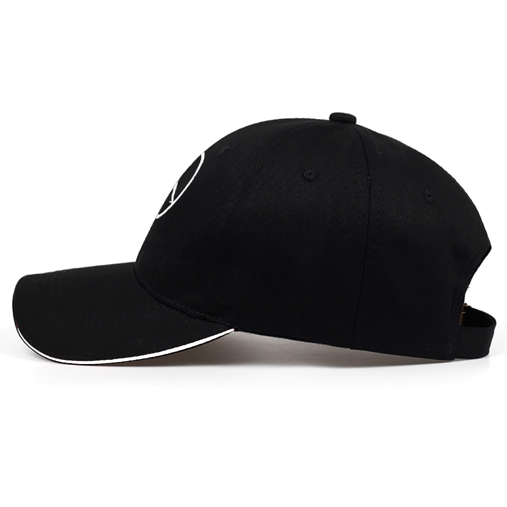 With Car Logo Baseball Cap Outdoor Sports Hat Men Women For ///M Gorras Hombre Marque Luxe Embroidery Emblem Sunhat Accessories