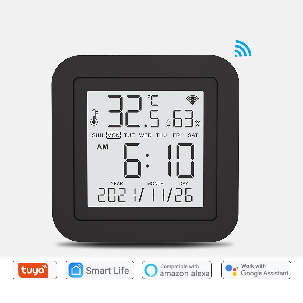 Фото - Smart Universal IR Remote WiFi Tuya for Smart Home Control for TV DVD AUD AC Air Conditioner Works with Alexa Google Home smart home wifi ir remote control voice control air conditioner tv box via alexa google ifttt wifi universal ir controller