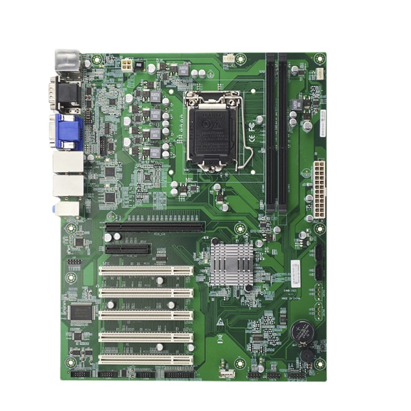 Low cost embedded atx lga 1155 motherboard with B75 chipset support 5*PCI and 6*COM