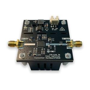 SZM2166 2.4GHz 2W 33dBm 8-23V DC Wide Voltage Input RF Power Amplifier for Signal Amplification