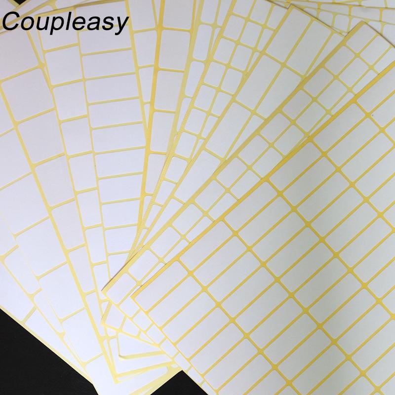 15-lenzuola-24-dimensioni-bianco-in-bianco-etichetta-di-carta-adesivo-sticker-adesivi-etichette-di-prezzo-etichetta-tag-scrivibile