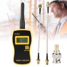GY561 compteur de fréquence LCD 1MHz 2400MHz détecteur Mini portable pratique avec antenne talkie-walkie mesure de puissance numérique