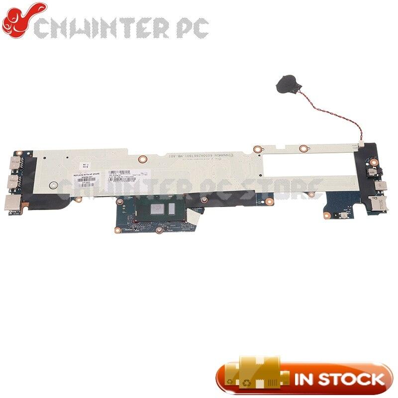 NOKOTION ل HP ENVY 13-AB الحسد 13-AB067CL اللوحة المحمول 909254-001 909254-601 6050A2867801-MB-A01 SR2ZV I7-7500U 8G RAM