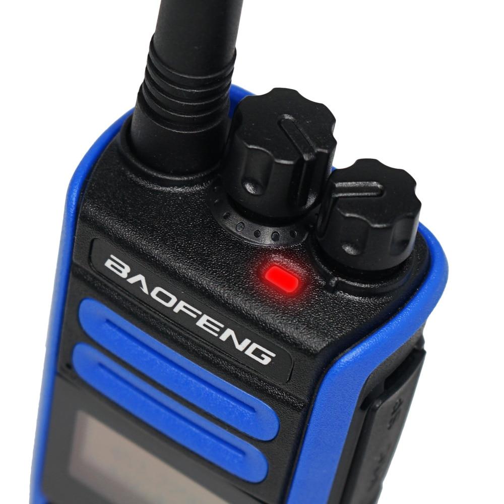Real 10W BaoFeng BF-H7 Walkie Talkie Powerful Amateur Ham CB Radio Station BF-H7 Dual Band Transceiver 10KM Hunting Intercom enlarge