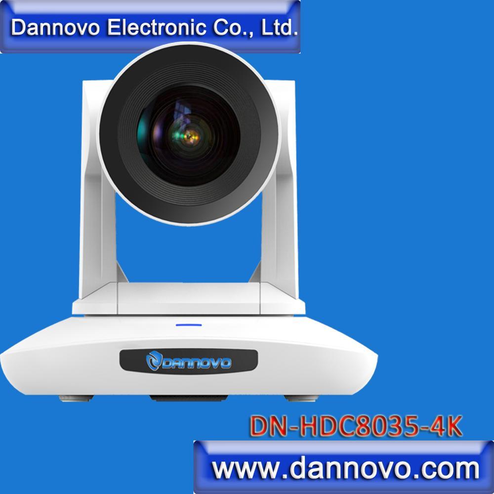 شحن مجاني: DANNOVO قسط UHD 4K كاميرا ل الطبية ، الكنيسة ، 35x التكبير IP كاميرا ، HDMI USB مؤتمر كاميرا (DN-HDC8035-4K)