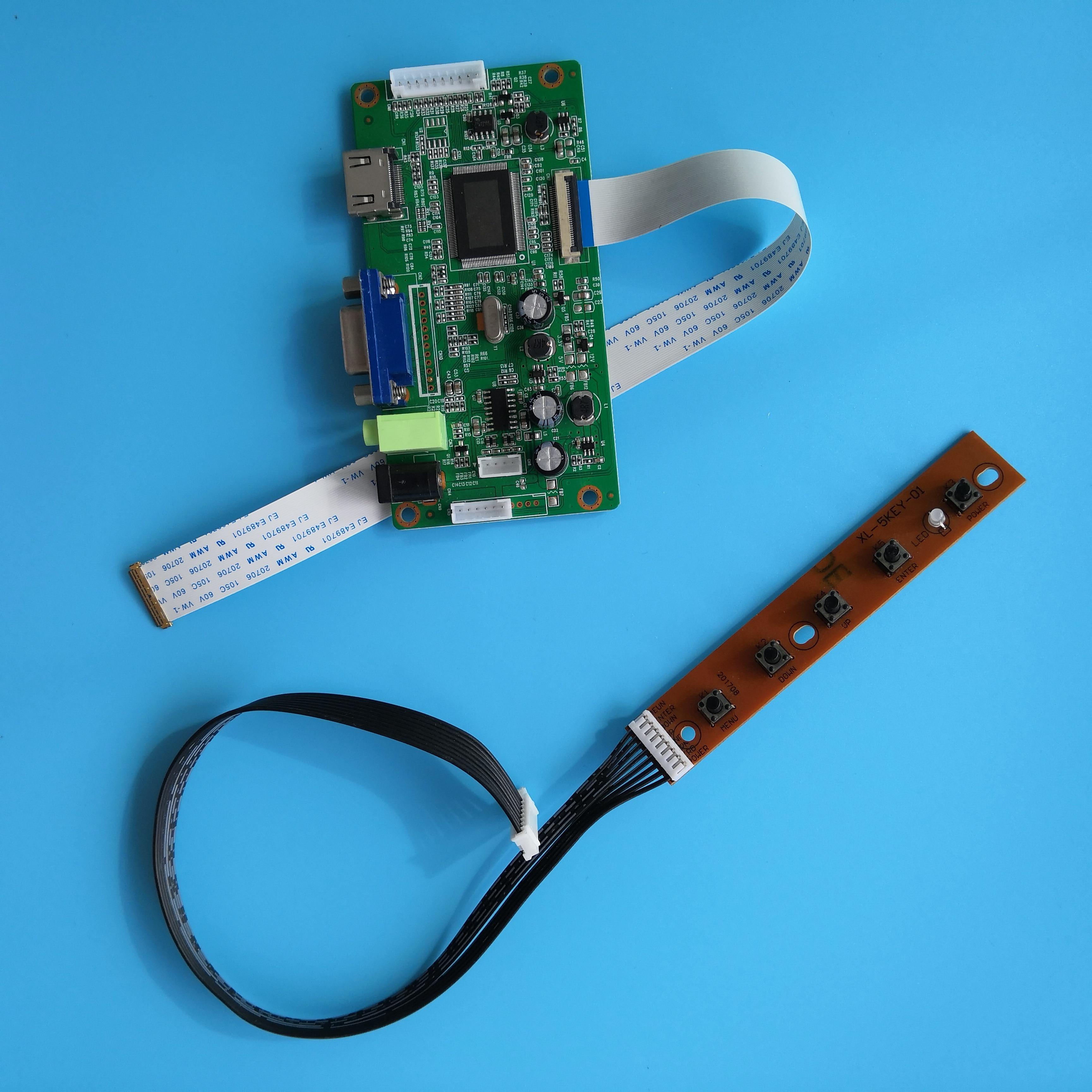 ل b140xtn04.e 30Pin EDP 1366 × 768 شاشة عرض عدة VGA 14