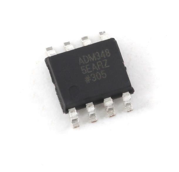 New original ADM3485EARZ ADM3485EAR ADM3485 EARZ SOP-8 50 pçs/lote