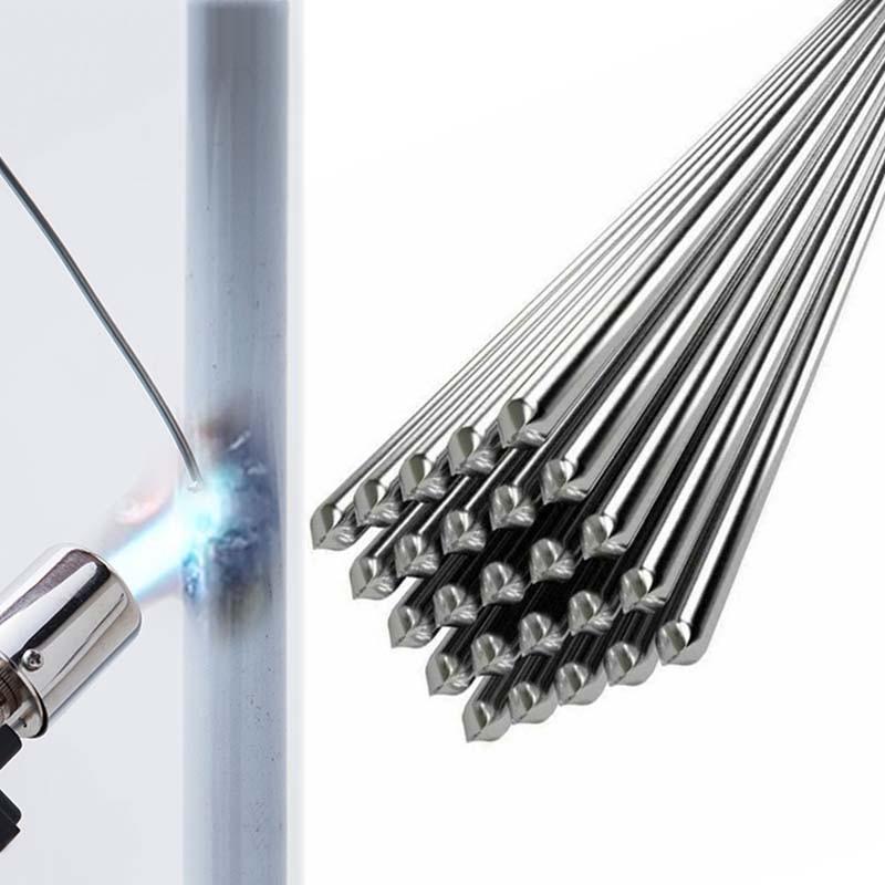 Varillas de soldadura de aluminio con núcleo Fux de fácil fusión, alambre...