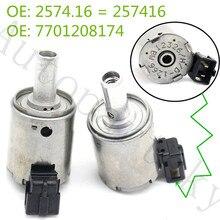 2PCS Teil #7701208174 0000257416 257416 2574,16 EPC Magnet Renault Getriebe Für Fiat Citroen Peugeot AL4/DP0-remanufactured
