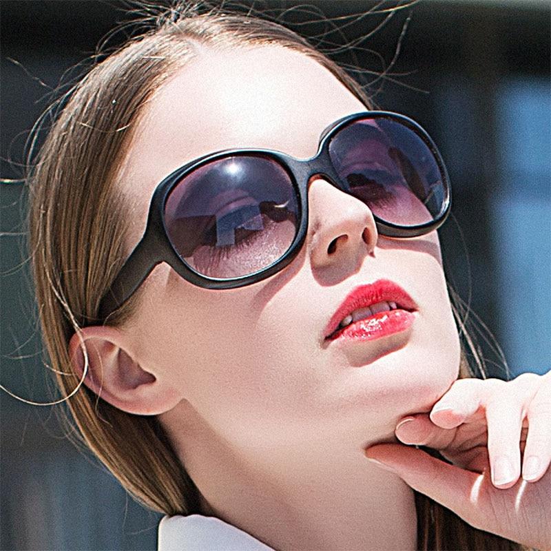 Brand Vintage Women Sunglasses For Men Trendy Shades Sun Glasses Round Visor Mirror Retro Design Glass UV400 Eyewear