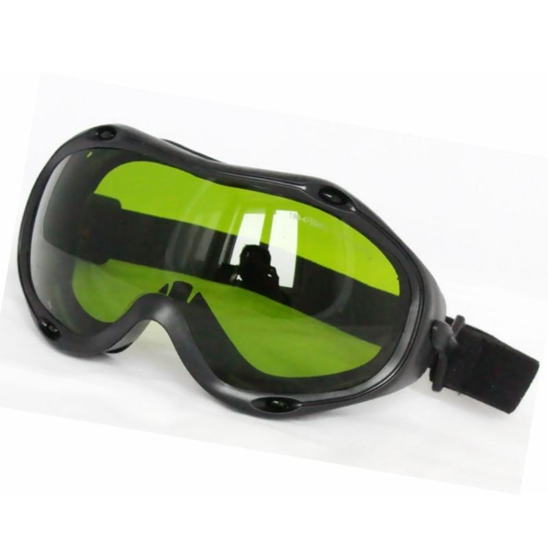 Лазерные защитные очки, Φ 190nm-470nm 800nm-1700nm YAG, ИК лазерные защитные очки для глаз 808nm 1064nm