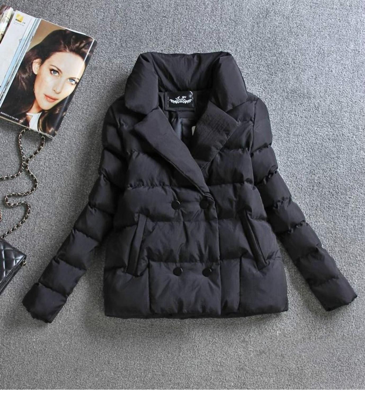 Thin coat women clothing 2020 autumn and winter new style slim cotton jacket ladies winter jacket coat women parka