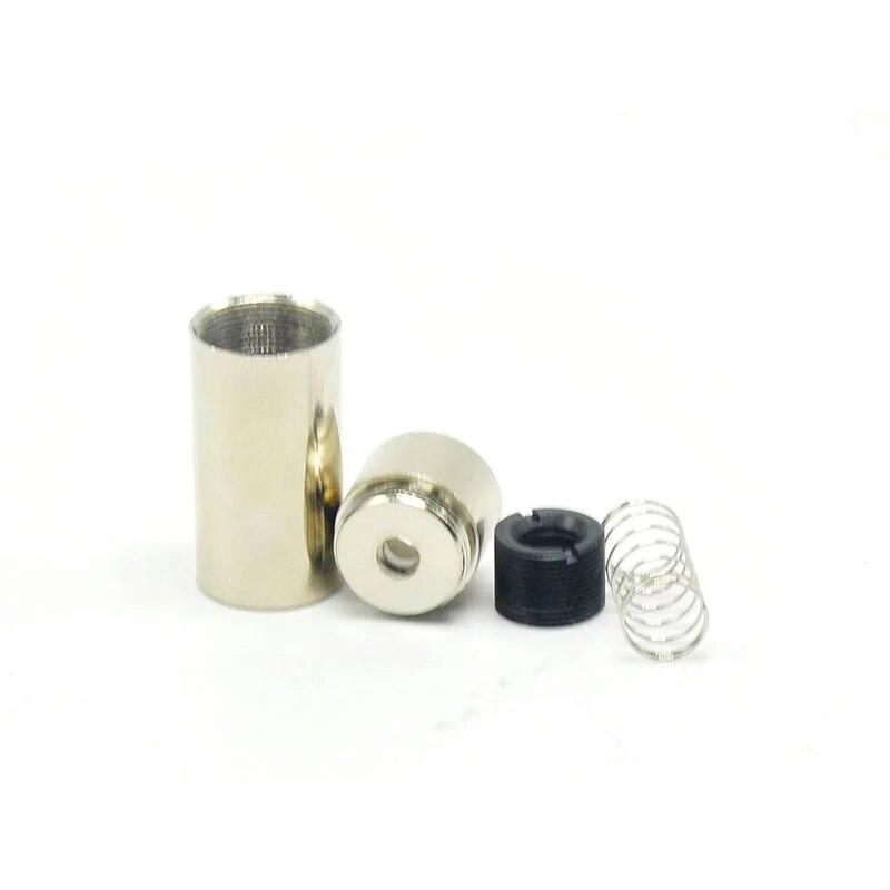 5 шт. 12x30 мм TO-18 5,6 мм лазер диод DIY металл корпус чехол w регулируемый точка фокус объектив