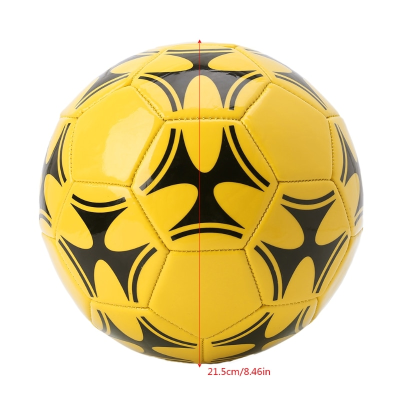 World Cup Training Equipment Football Size 5 Game Match PVC Sewing Soccer Ball M68D