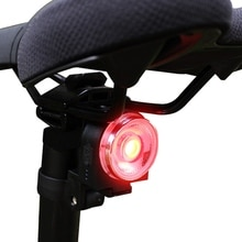 Hot Bicycle Flashlight Bike Rear Light Auto Start/Stop Brake Sensing IPx5 Waterproof LED Charging Cycling Taillight l
