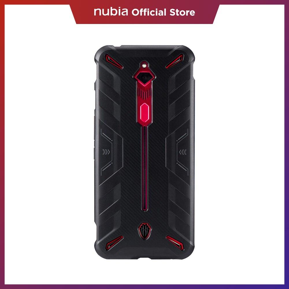 Original nubia RedMagic 3 y 3S protector de teléfono móvil caso