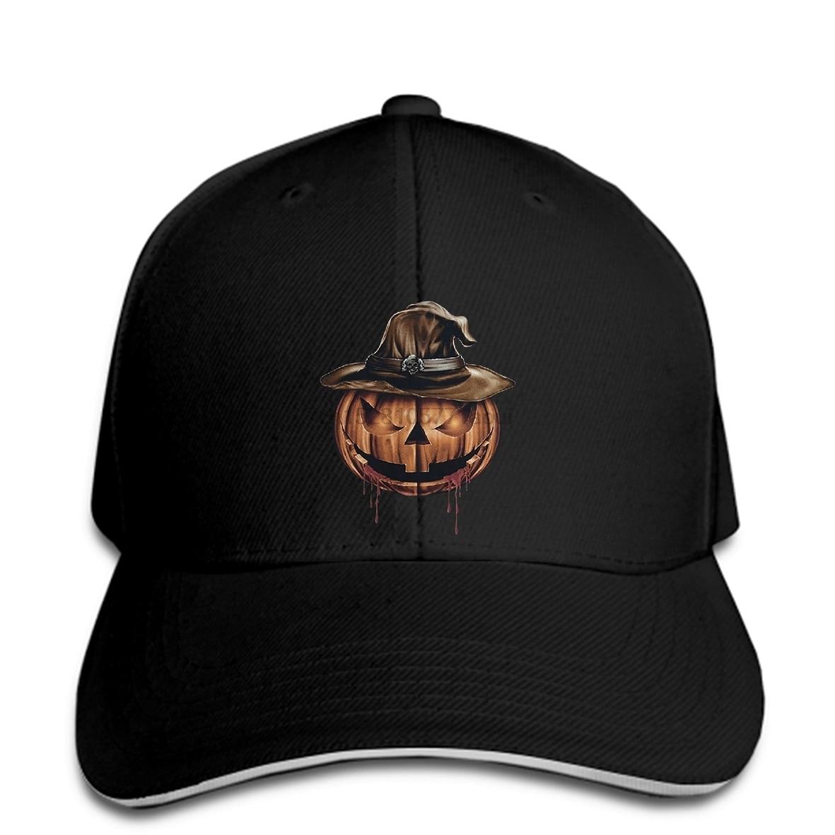 Baseball cap r158 Rock Eagle Baseball caps Tattoo Skull Glow in Dark Pumpkin Halloween Bloody Ghost