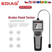 2021 EDIAG BF200 автомобильный тестер тормозной жидкости Цифровой тестер тормозной жидкости стол мониторинга давления в шинах BF200/BF100