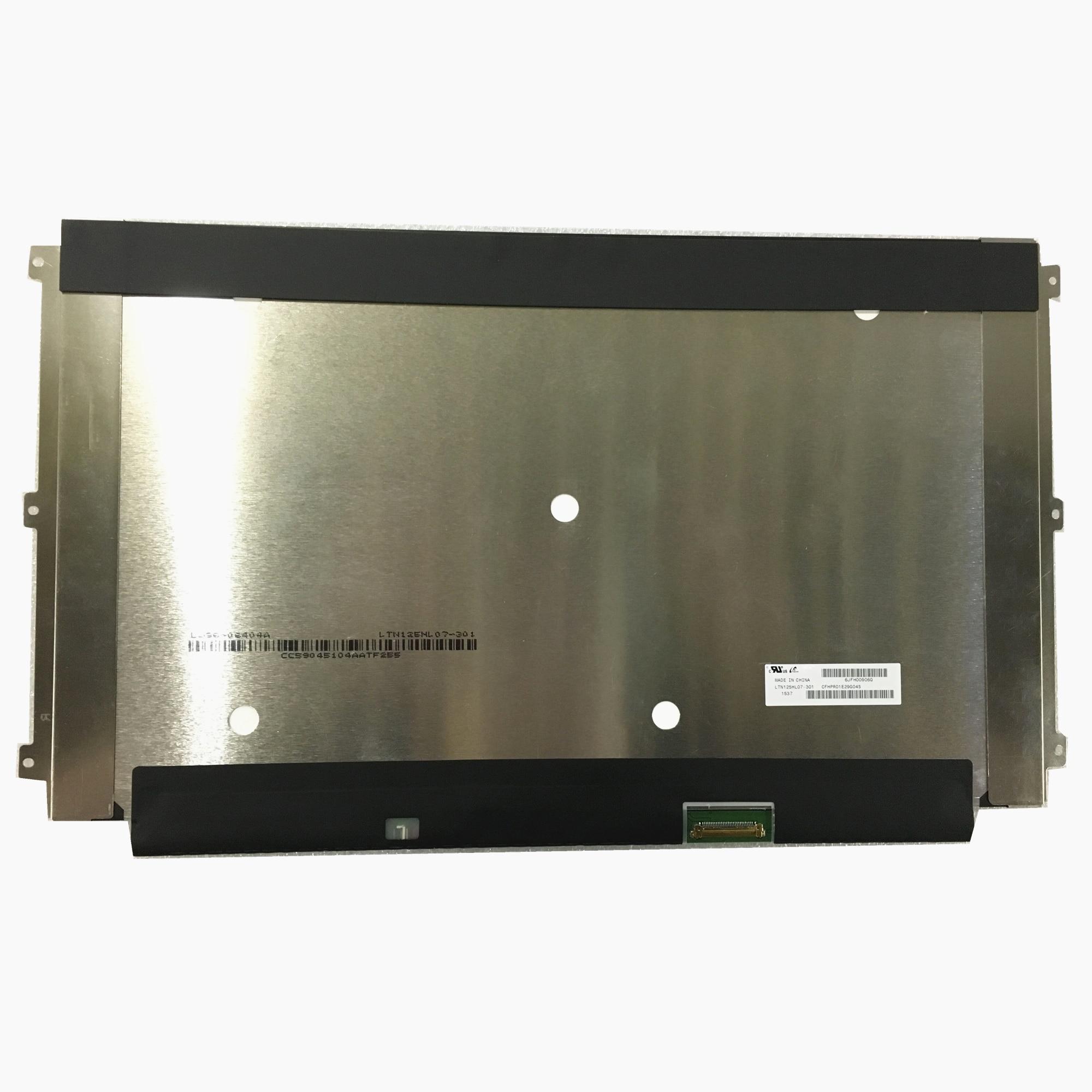 شحن مجاني LTN125HL07-301 LTN125HL07 301 12.5 بوصة IPS lcd شاشة إد P30 دبابيس 1920*1080