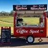 Mini chariot/remorque/van de nourriture de café de sucrerie de fruit mobile adapté aux besoins du client de rue à vendre avec l'expédition par mer pour certains pays