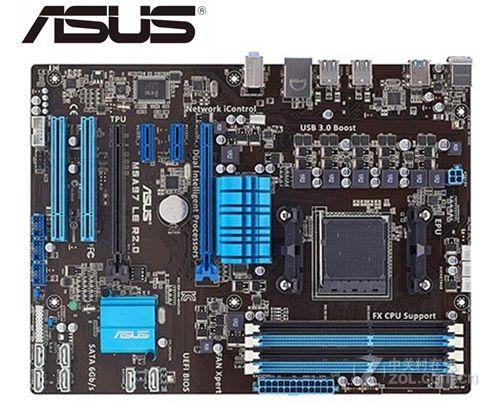 ASUS M5A97 LE R2.0 hembra AM3 + DDR3 32GB USB2.0 USB3.0 SATA3...