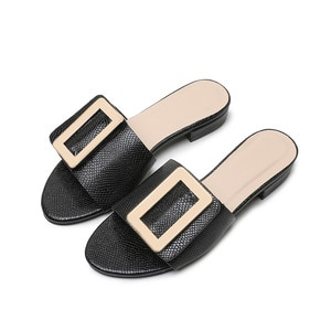 Сандалии женские на платформе, босоножки на нескользящей подошве, Повседневная модная обувь, большие размеры, лето 2021