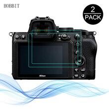 2 pièces pour Nikon Z5 appareil photo numérique LCD anti-rayures Film étanche 2.5D 9H clair verre trempé protecteur décran pour Nikon Z5