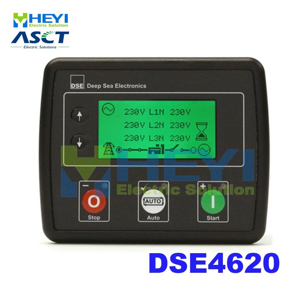Control de generador de Panel de alimentación de DSE4620 controlador de generador diésel