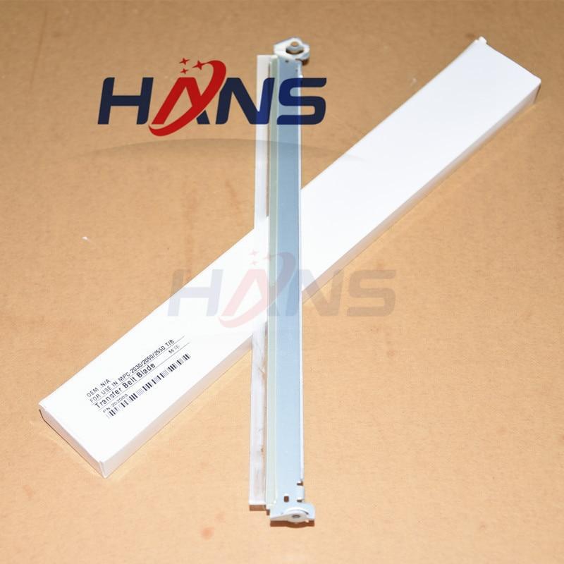 5pc Paño de limpieza correa de transferencia para Ricoh Aficio MPC MPC2030 MPC2030 MPC2050 MPC2550 MPC2051 MPC2551 IBT cuchilla de limpieza