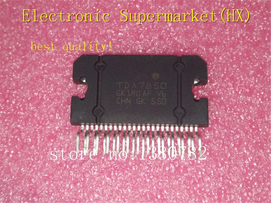 Бесплатная доставка 10 шт./лот TDA7850 TDA7850A на молнии-25 IC в наличии!