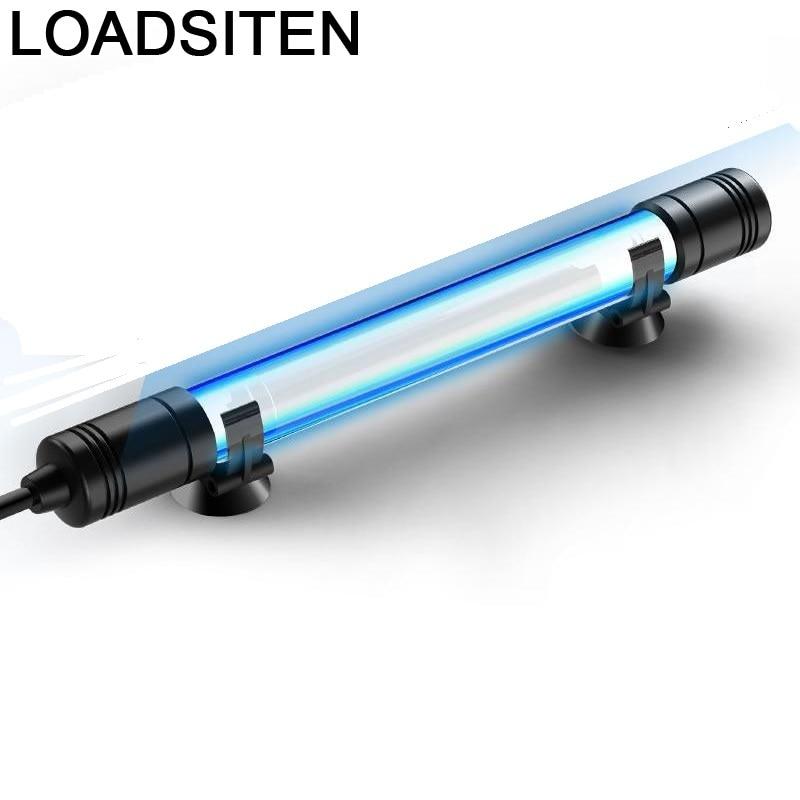 Lámpara esterilizadora Germicida, Bombilla Ultravioleta, ozonizador, desinfección Uvc, lámpara esterilizadora Uv-c