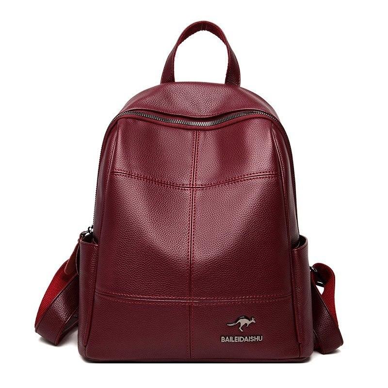 Роскошные женские рюкзаки, женские рюкзаки, дорожная Большая вместительная школьная сумка для девочек, рюкзак в консервативном стиле, Sac A Dos