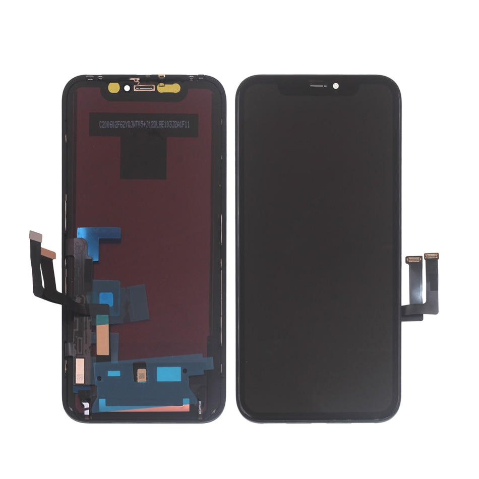 OLED OEM For iPhone 11 Touch Screen LCD Display Digitizer Assembly Phone Repair Parts enlarge