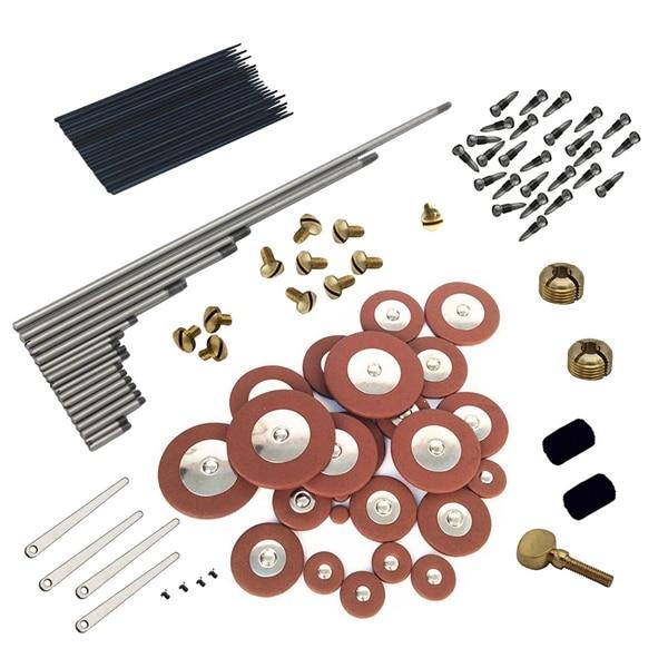 Durable Alto Saxophone Maintenance Kit Set for Saxophonist Woodwind Instrument DIY Repair Tools