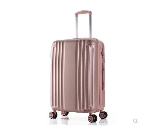 Marca de Viagem Mala para Viagens Rolando Bagagem Mala Polegada Spinner Trolley Bolsas Rodas 2021 24