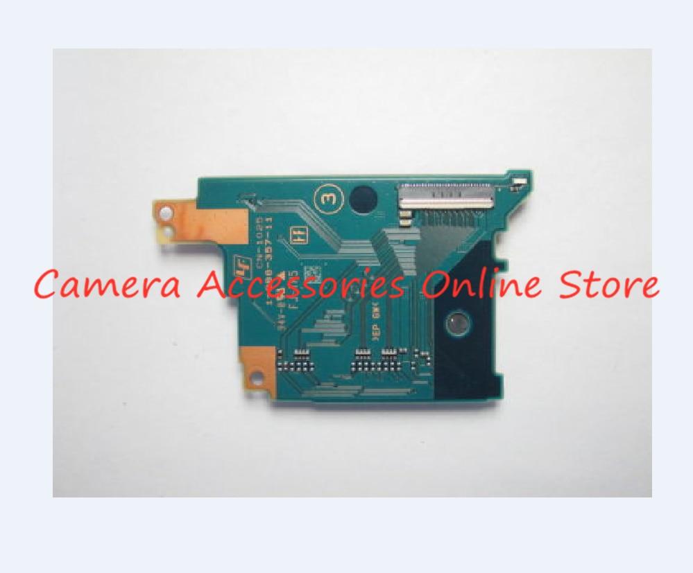 كاميرا إصلاح أجزاء SD فتحة للبطاقات مجلس CN-1025 مجلس A-1974-833-A لسوني A7 A7S A7R ILCE-7 ILCE-7S ILCE-7R