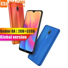 Version mondiale en Stock Xiaomi Redmi 8A 8 A 2GB 32GB 6.22