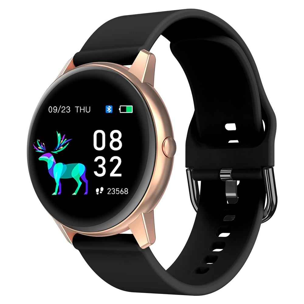 Smart Watch For Women 2021 R3 Ip68 Waterproof Men'S Sport Smartwatch Woman Heart Rate Fitness Women'S Watches