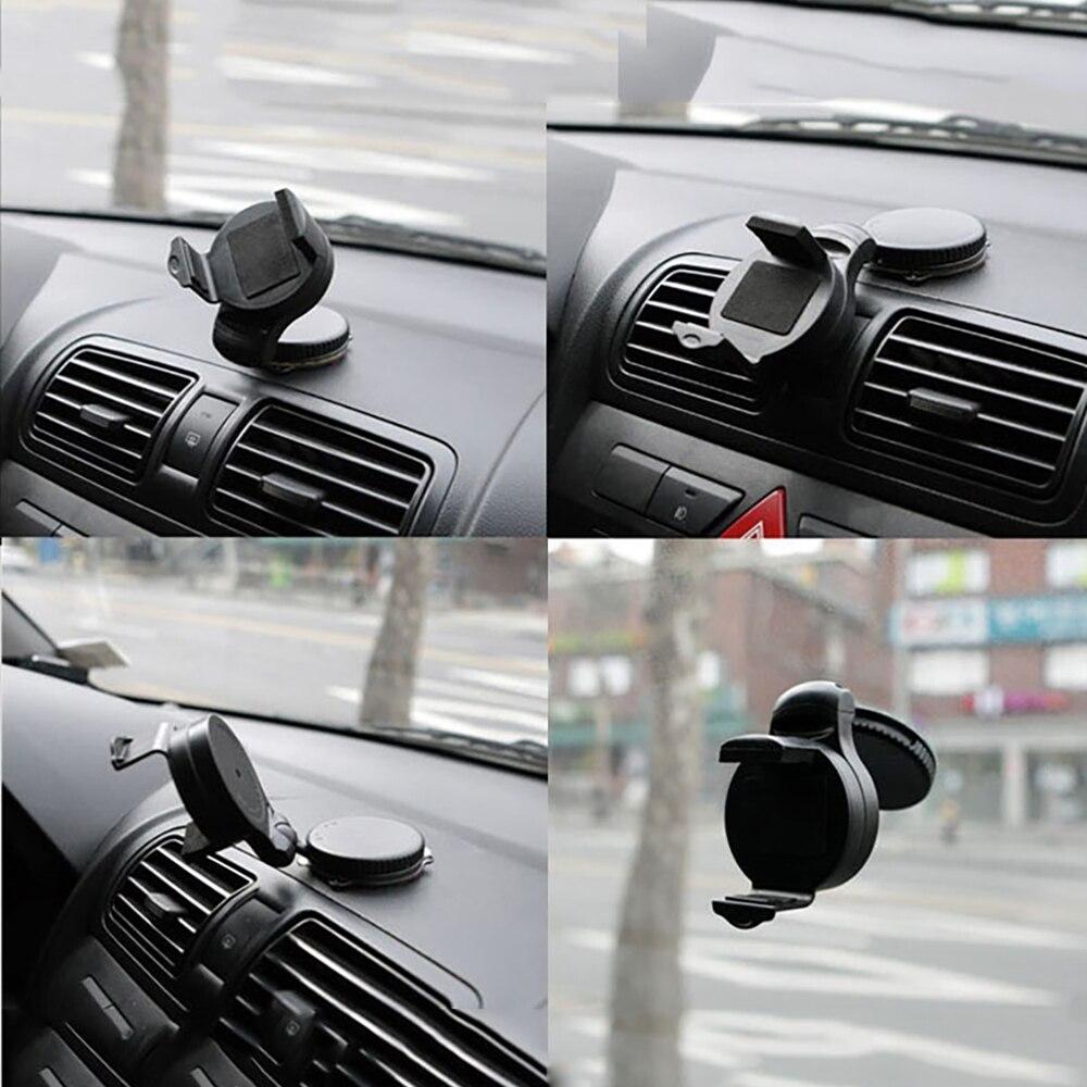 Universal pára-brisa do carro 360 suporte do telefone móvel montar suporte do telefone celular carrinhos para huawei xiaomi iphone ios android