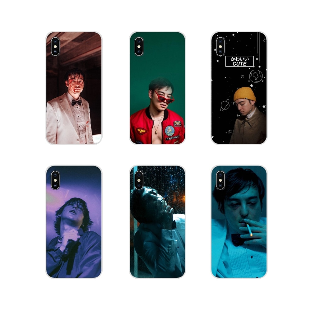 Accessories Phone Cases Covers George Miller Joji For Xiaomi Redmi Note 3 4 5 6 7 8 Pro Mi Max Mix 2 3 2S Pocophone F1