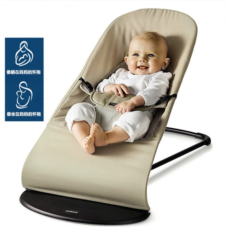 Baby Rocking Chair Newborn Balance Rocking Chair Baby Comfort Cradle Bed Chair Mother and Infant Sup