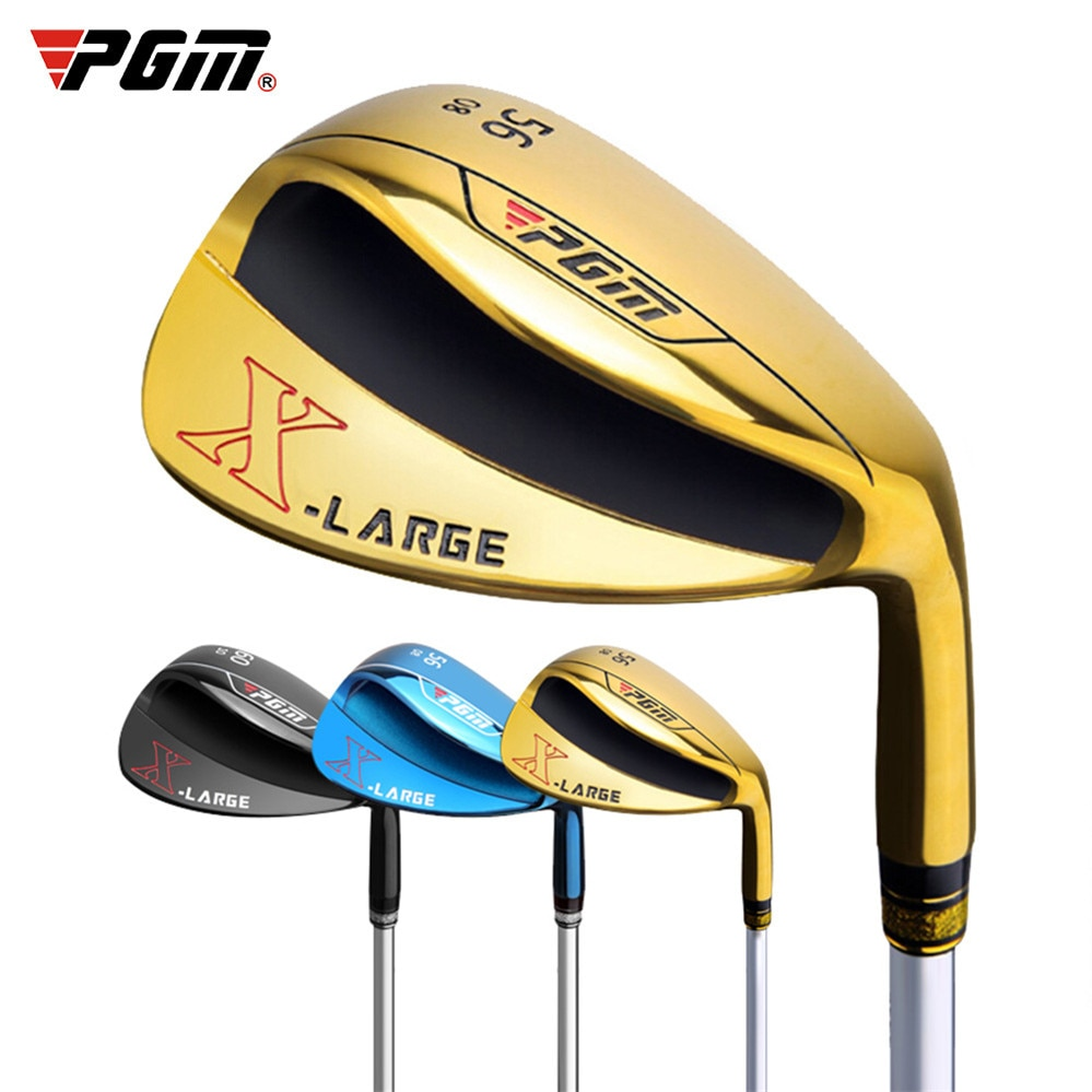 Golf Wedges 56 64 Degrees Size Version Steel Golf Clubs Men's and Women's Unisex Sand Widened Bottom Wedges PGM New High Quality