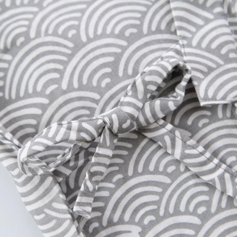 Мужчины мода печать кимоно халат пижамы ночная рубашка свободные середина длина халат
