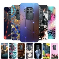 for coque motorola one zoom case silicone fashion tpu soft back cover phone case for moto one zoom cases one macro capa fundas