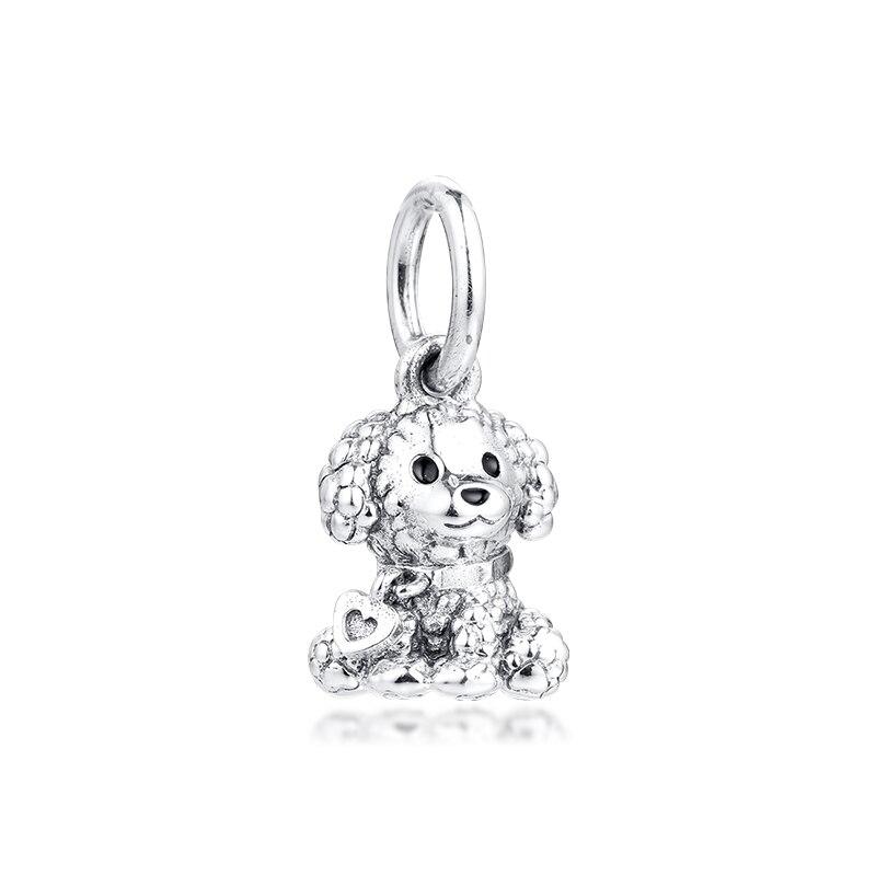 CKK pulseras Pandora libélula amor dijes plata 925 cuentas originales para la fabricación de joyas Sterling Silver perles Berloque