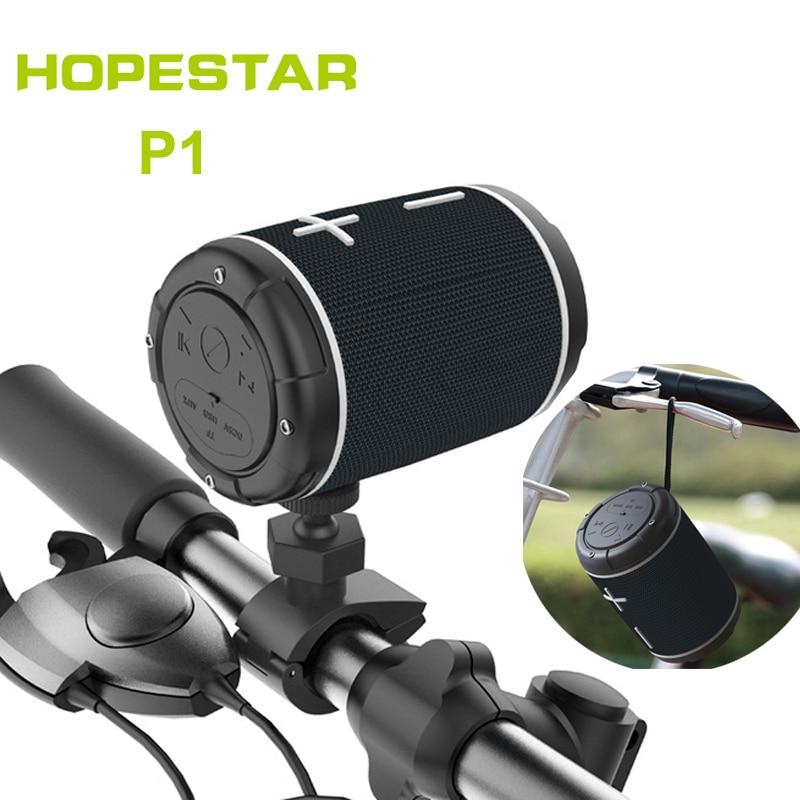 Altavoz Bluetooth portátil para bicicletas, potente acústica para ducha, Boombox IPX7, impermeable, columna de bicicleta, Woofer, manos libres + soporte para bicicleta