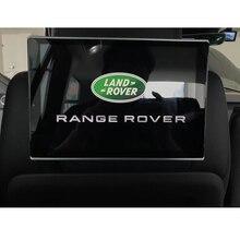 Écran DVD pour appuie-tête de voiture   Pour Range Rover Sport 2018, siège arrière de voiture, moniteur de repos de la tête 11.8 pouces, 2 pièces